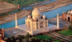 Taj Majal in Agra