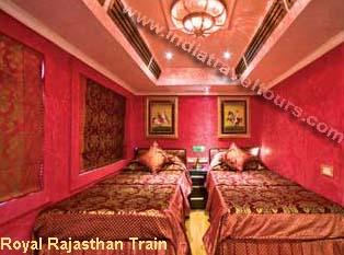Rajasthan Luxury Train, Royal Rajasthan on Wheels