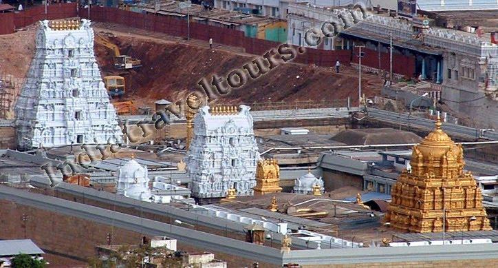 Temple Images of Tirupati Tirupati Balaji Temple
