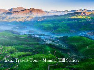 munnar hill station