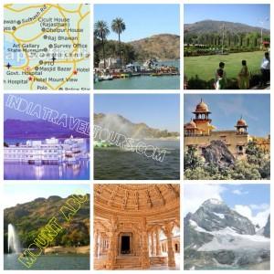 Tourist Places of Mount Abu