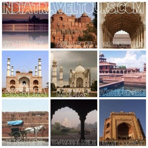 Tourism Places of Agra