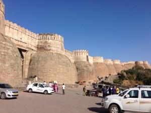 Kumbalgarh Fort - Excursion Place Near Udaipur