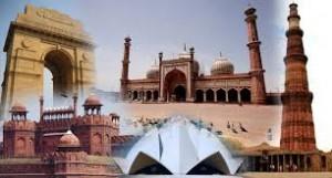 Tourist Points of Delhi