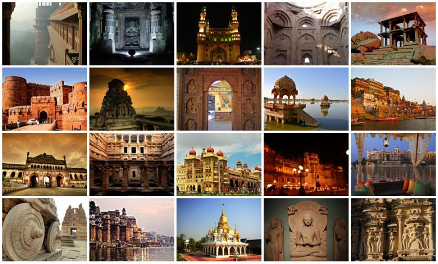 Place to visit India