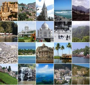 Travel Places in India