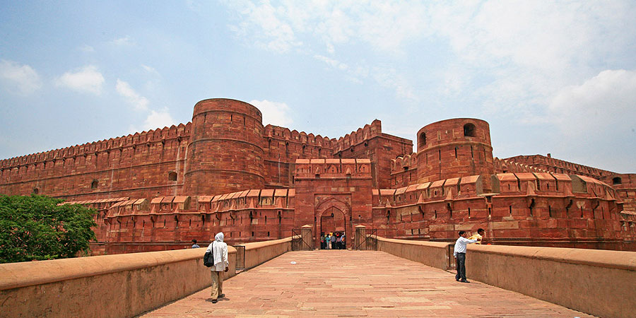 Red Fort Agra Tour