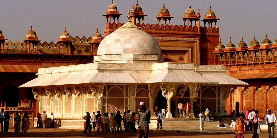 Visit Fatehpur Sikri in Same Day Agra Tour